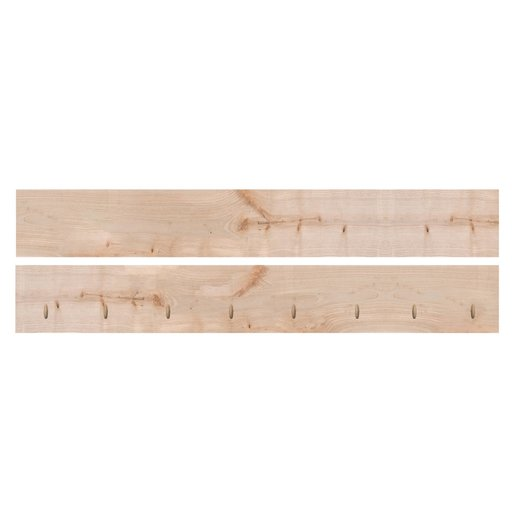 """View a Larger Image of Timber Link Rustic Maple Center 1.5"""" x 8"""" x 6' (S4S)"""