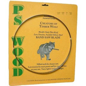"""Bandsaw Blade - 137"""" x 3/4"""" x 2/3 TPI - Variable Positive Claw"""