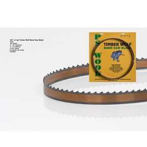 "Bandsaw Blade 153"" x 3/4"" x 3 TPI Thin Positive Claw"