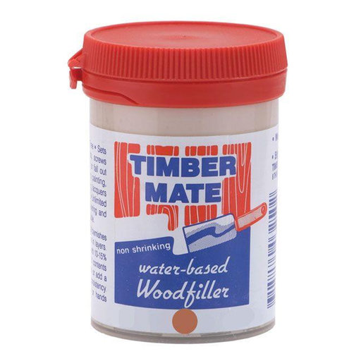 View a Larger Image of Mahogany Filler Water Based 8 oz