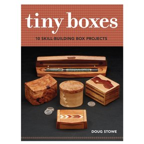Tiny Boxes: 10 skill-building box projects