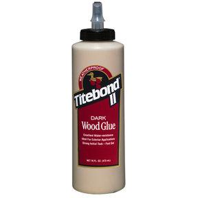 II Dark Wood Glue, 16 -oz