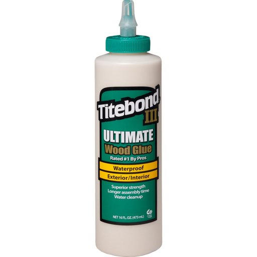 View a Larger Image of III Waterproof Glue, 16-oz