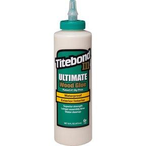 III Waterproof Glue, 16-oz