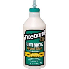 III Waterproof Glue, 32-oz