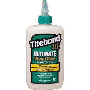 III Waterproof Glue, 8-oz