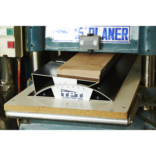 View a Larger Image of Tom's Tilting Planer Table