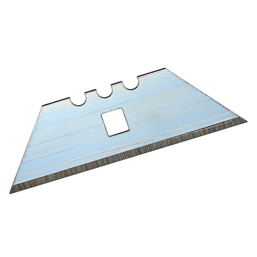 """View a Larger Image of Square Hole Utility Blades, .025"""" Heavy Duty, 5-Pack"""
