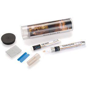 TouchUp Solutions Brown Mahogany Touch Up Kit