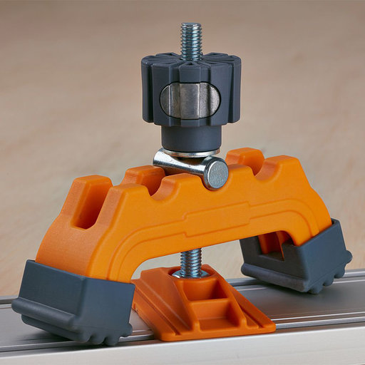 View a Larger Image of Track Clamp Pair