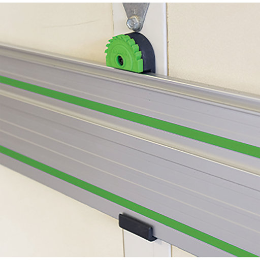 View a Larger Image of Track Rack Wall Mount Set