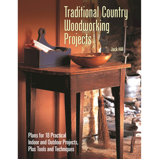 View a Larger Image of Traditional Country Woodworking Projects