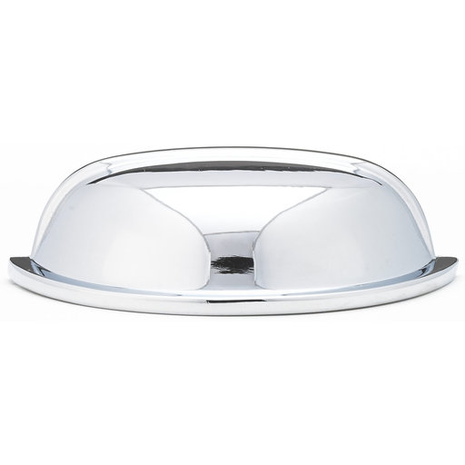 """View a Larger Image of Traditional Cup Pull, 3"""" Center-to-Center, Chrome"""