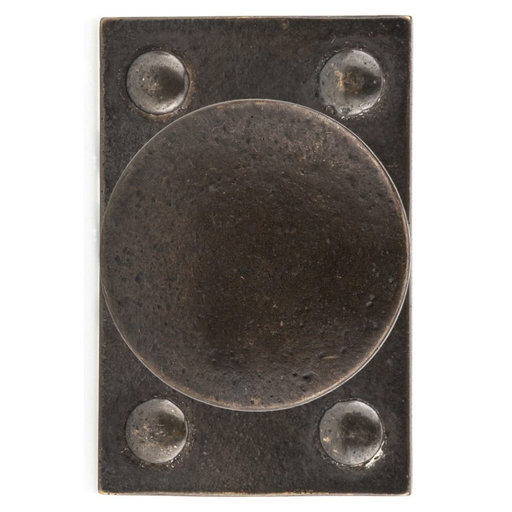 """View a Larger Image of Traditional Knob, 1-1/2"""" D, Durham Bronze"""