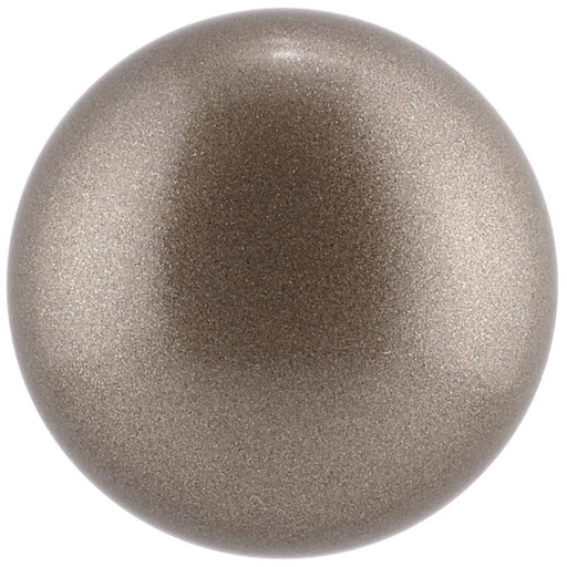 """View a Larger Image of Traditional Knob, 1-1/4"""" D, Metallic Bronze"""