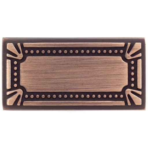 """View a Larger Image of Traditional Knob, 1-11/16"""" x 7/8"""", Brushed Oil-Rubbed Bronze"""