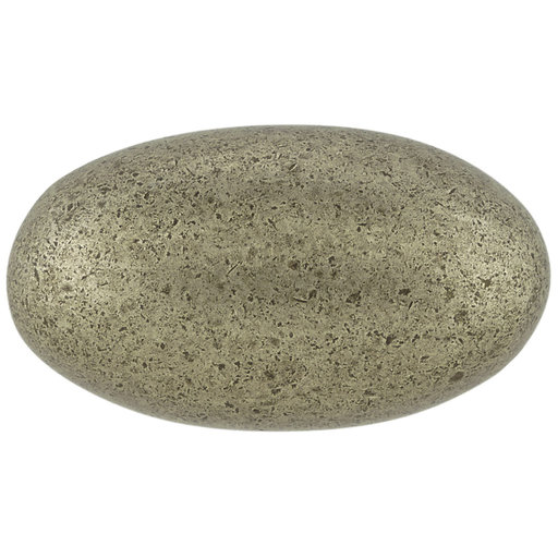 """View a Larger Image of Traditional Knob, 1-9/16"""" x 25/32"""", Pewter Bronze"""