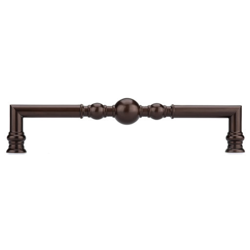 """View a Larger Image of Traditional Pull, 12-5/8"""" Center-to-Center, Honey Bronze"""