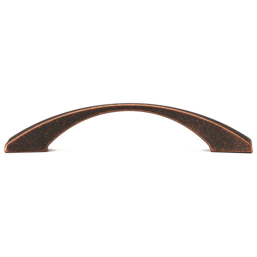"""View a Larger Image of Traditional Pull, 3-3/4"""" Center-to-Center, Antique Copper"""