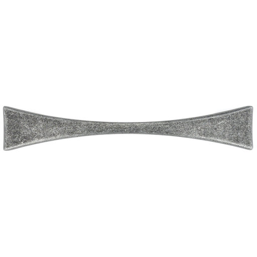 """View a Larger Image of Traditional Pull, 3-3/4"""" Center-to-Center, Antique Iron"""