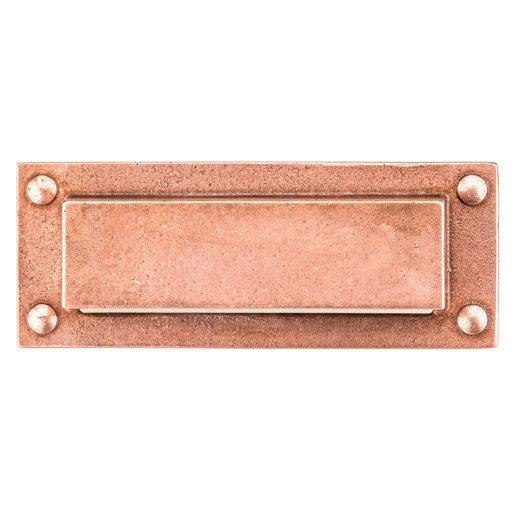 """View a Larger Image of Traditional Pull, 3-3/4"""" Center-to-Center, Exeter Copper"""