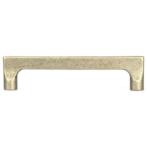 """View a Larger Image of Traditional Pull, 3-3/4"""" Center-to-Center, Pewter Bronze"""