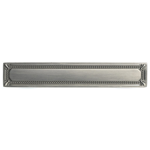 """View a Larger Image of Traditional Pull, 3"""" Center-to-Center, Antique Nickel"""
