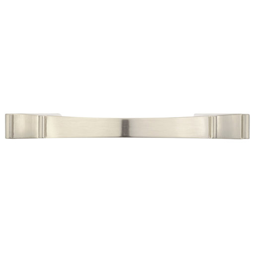 """View a Larger Image of Traditional Pull, 3"""" or 3-3/4"""" Center-to-Center, Brushed Nickel"""