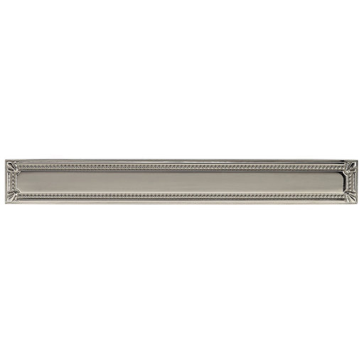 """View a Larger Image of Traditional Pull, 5-1/16"""" Center-to-Center, Polished Nickel"""