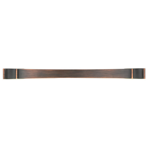 """View a Larger Image of Traditional Pull, 6-5/16"""" Center-to-Center, Brushed Oil-Rubbed Bronze"""