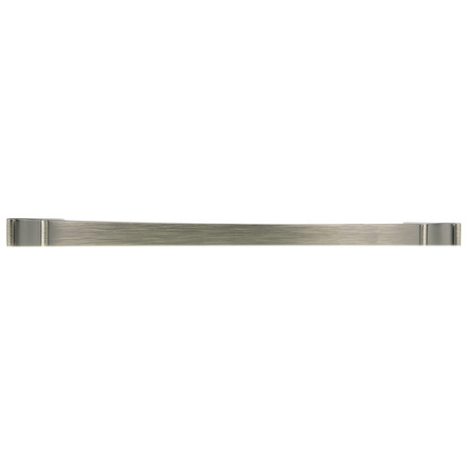 """View a Larger Image of Traditional Pull, 7-9/16"""" Center-to-Center, Antique Nickel"""