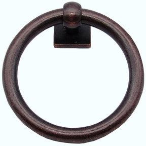 Traditional Ring Pull Oil Rubbed Bronze