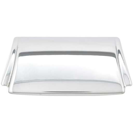 """View a Larger Image of Transitional Cup Pull, 1-1/4"""" Center-to-Center, Chrome"""