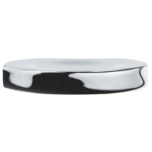 """View a Larger Image of Transitional Knob, 1-25/32"""" D, Chrome"""