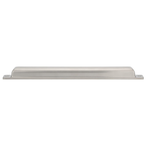 """View a Larger Image of Transitional Pull, 12-5/8"""" Center-to-Center, Brushed Nickel"""