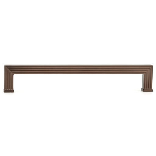 """View a Larger Image of Transitional Pull, 12-5/8"""" Center-to-Center, Honey Bronze"""