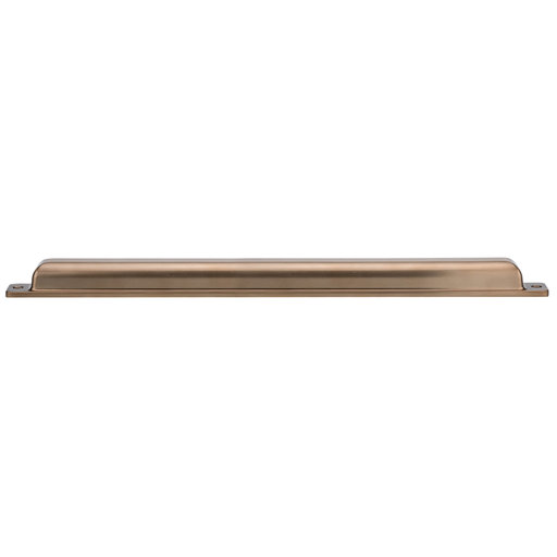 """View a Larger Image of Transitional Pull, 18-7/8"""" Center-to-Center, Champagne Bronze"""