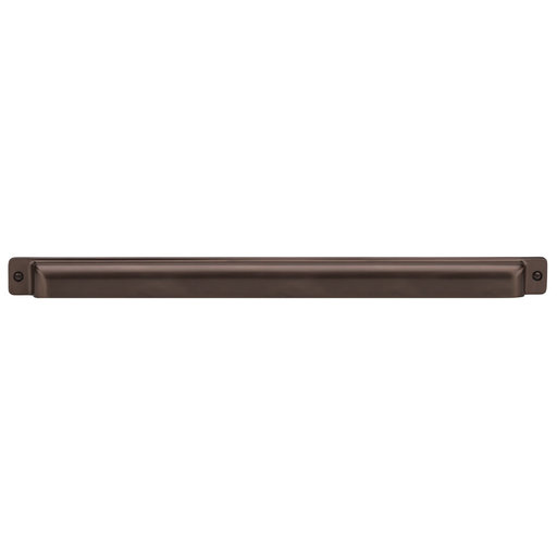 """View a Larger Image of Transitional Pull, 18-7/8"""" Center-to-Center, Honey Bronze"""