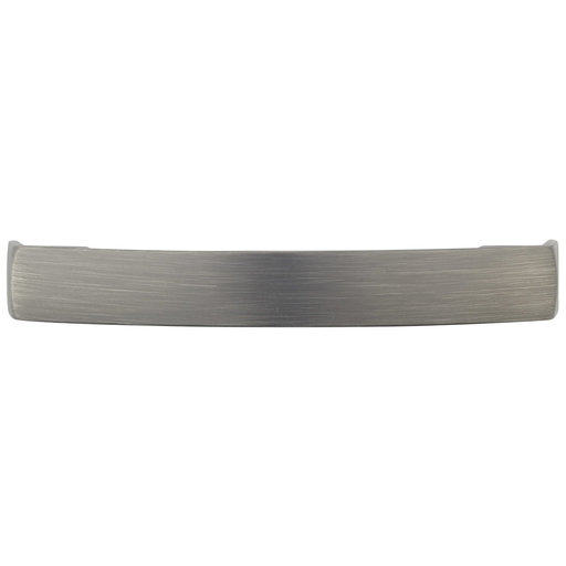 """View a Larger Image of Transitional Pull, 3-3/4"""" Center-to-Center, Antique Nickel"""