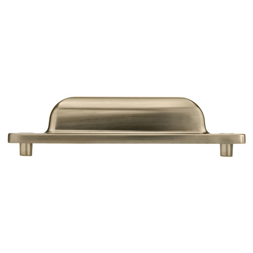 """View a Larger Image of Transitional Pull, 3-3/4"""" Center-to-Center, Champagne Bronze"""