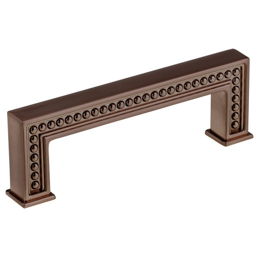 """View a Larger Image of Transitional Pull, 3-3/4"""" Center-to-Center, Honey Bronze"""