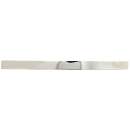 """View a Larger Image of Transitional Pull, 3-3/4"""" Center-to-Center, Polished Nickel"""