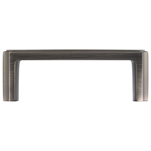 """View a Larger Image of Transitional Pull, 3"""" Center-to-Center, Antique Nickel"""