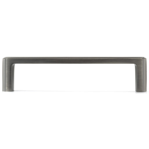 """View a Larger Image of Transitional Pull, 5-1/16"""" Center-to-Center, Antique Nickel"""