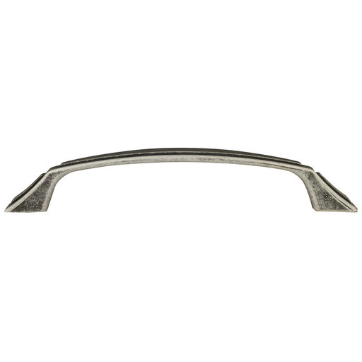 """View a Larger Image of Transitional Pull, 5-1/16"""" Center-to-Center, Faux Iron"""