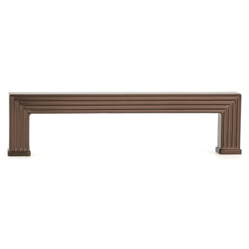 """View a Larger Image of Transitional Pull, 5-1/16"""" Center-to-Center, Honey Bronze"""