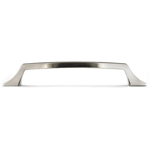 """View a Larger Image of Transitional Pull, 6-5/16"""" Center-to-Center, Brushed Nickel"""