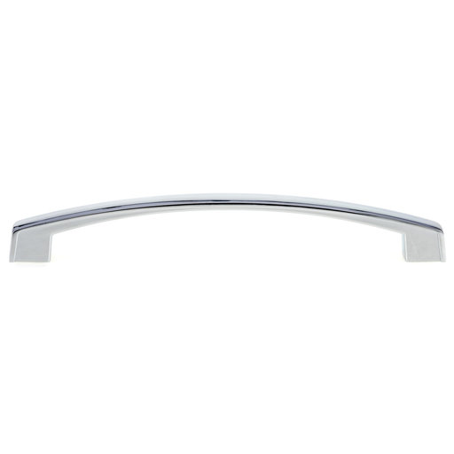 """View a Larger Image of Transitional Pull, 6-5/16"""" Center-to-Center, Chrome"""