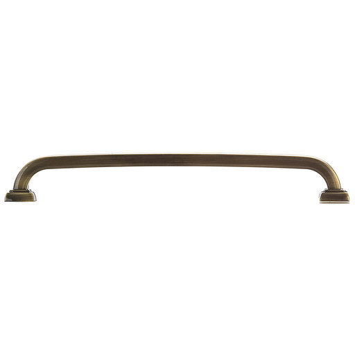 """View a Larger Image of Transitional Pull, 7-9/16"""" Center-to-Center, Antique English"""
