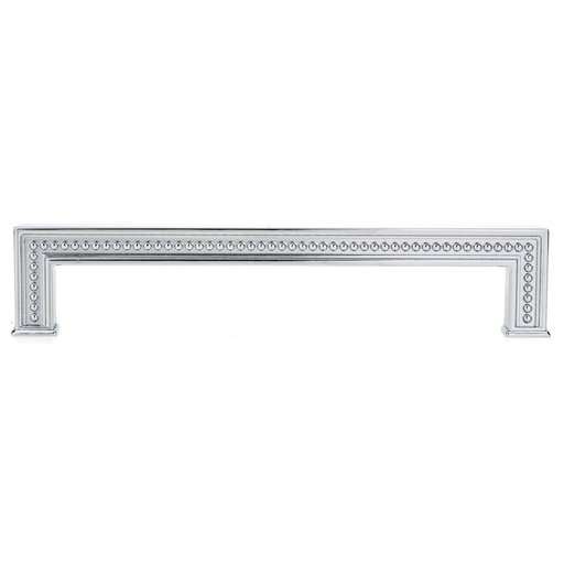 """View a Larger Image of Transitional Pull, 7-9/16"""" Center-to-Center, Chrome"""